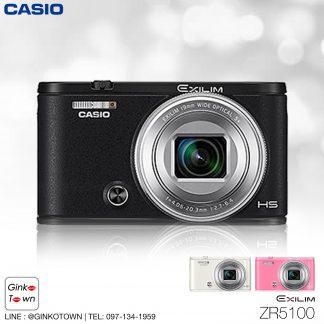 กล้อง casio zr5100 สีดำ