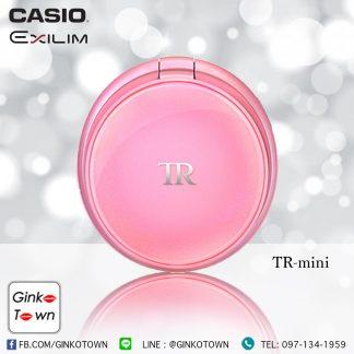 CASIO TR mini สีชมพู