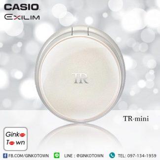 CASIO TR mini สีขาว